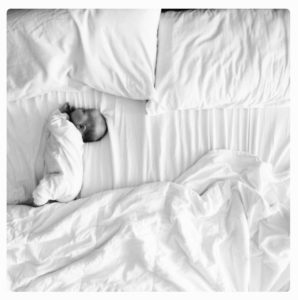 Co-sleeping avec son bébé