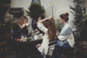 une vie sociale après bébé