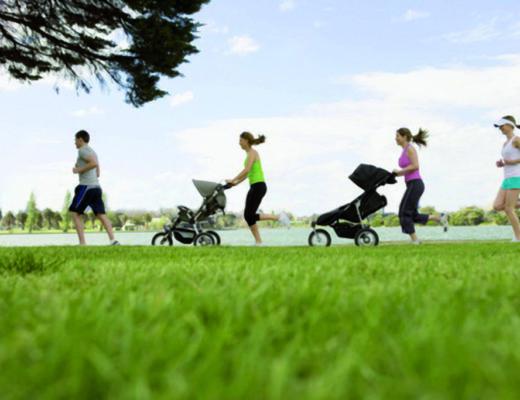 Activité pour une jeune maman