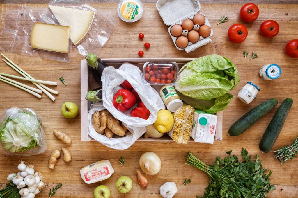 Instant food Mom mag, Simple et bon : le site de recettes qui fait les courses