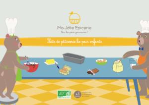 Mom Mag : ma Jolie Epicerie, les kits de pâtisserie bio pour petits gourmands