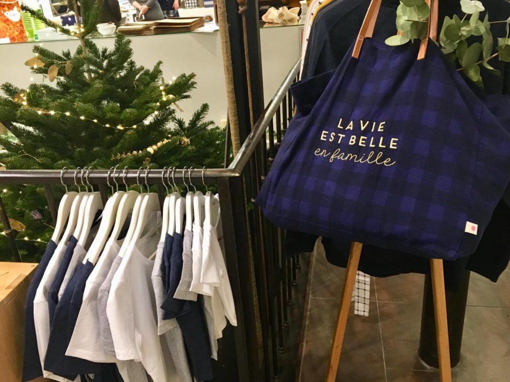 Le Mom Mag invité à l'ouverture du Pop Up Store de Noël Emoi emoi