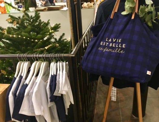 Le Mom Mag invité à l'ouverture du Pop Up Store de Noël Emoi emoi