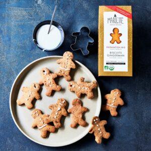 Mom Mag : la préparation Marlette pour les biscuits Gingerman