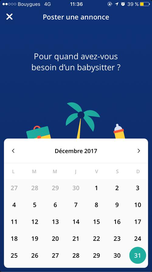 Découvrez l'application Baby SIttor avec le Mom Mag