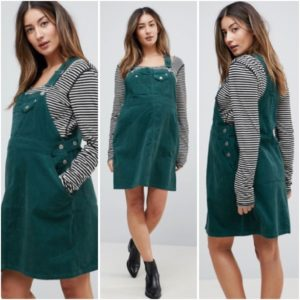 Tenue de fête femme enceinte : robe salopette Asos