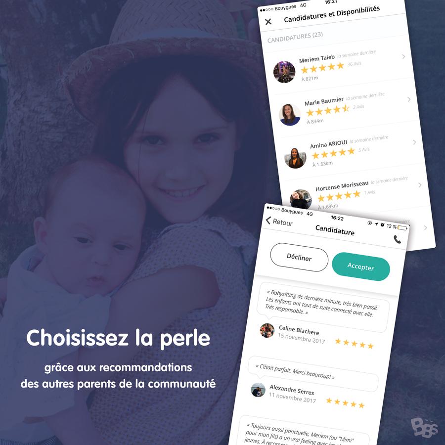 Découvrez la perle qui gardera vos enfants avec l'application Baby SIttor dans le Mom Mag !