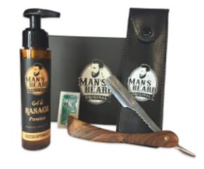 Mom Mag : idée cadeau noël 2017 : le kit pour barbe Man's Beard