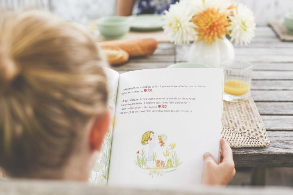 Idée cadeau Mom Mag : personnalisez vos livres avec Dans Ma Carriole