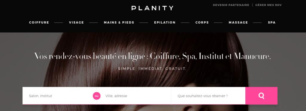Planity : simplifie la prise des rendez-vous beauté