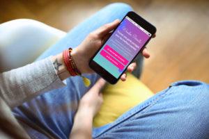 Wonderparents application téléphone
