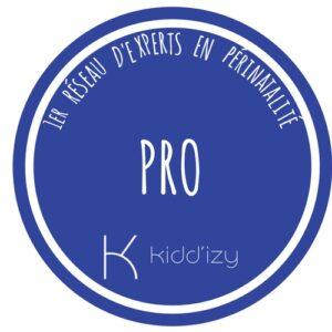 Mom Mag : logo Kidd'izy