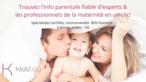 Mom Mag : trouvez un expert en maternité avec Kidd'izy