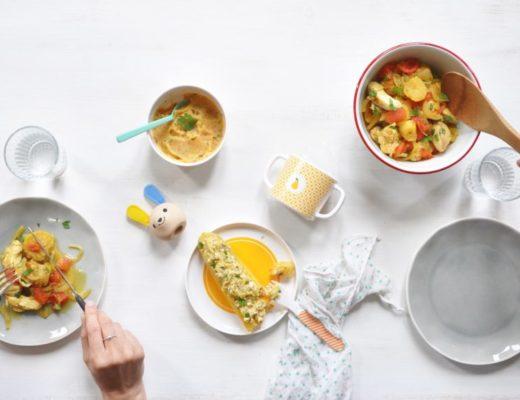 Découvrez les petits plats enfants pour parents pressés La Grande DInette avec le Mom Mag !