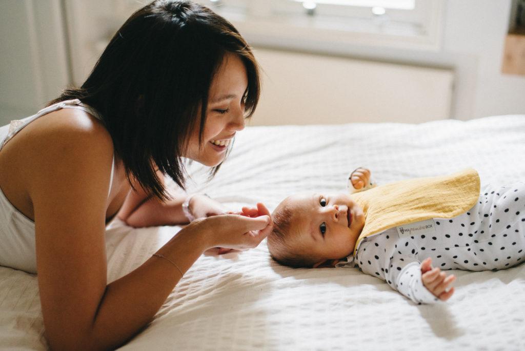 Découvrez les nouveaux bavoirs Ma Première Box - Mom Mag