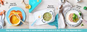 Mom Mag : formules adaptées à l'âge de vos enfants La Grande Dinette