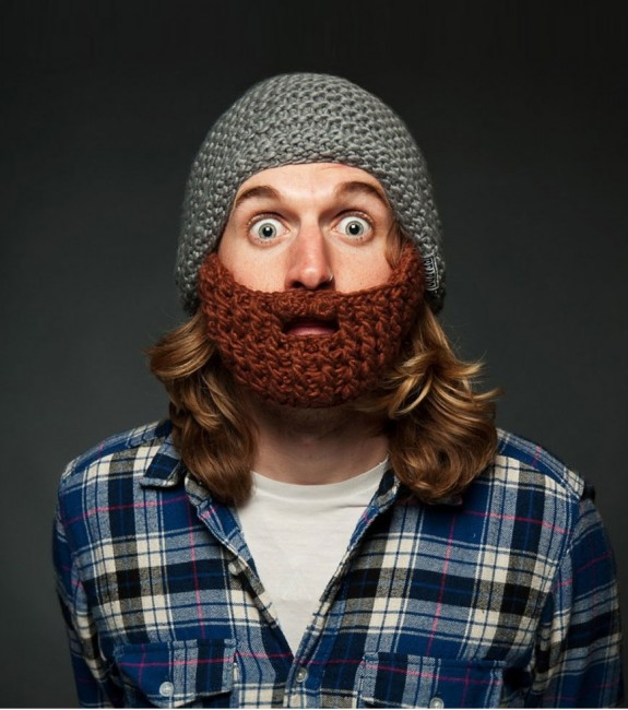 Mom Mag : le bonnet barbe ! Saint-Valentin