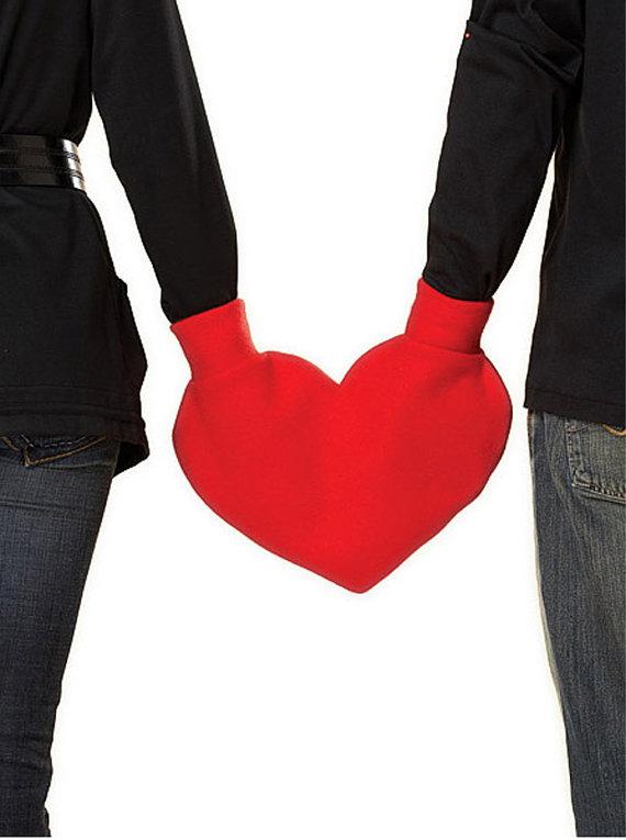 Mom Mag : une moufle pour amoureux ? Saint-Valentin