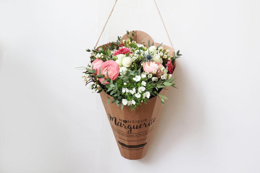 Monsieur Marguerite : recevez un bouquet chaque mois - Mom Mag