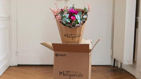 Monsieur Marguerite : recevez chaque mois un bouquet surprise ! Mom Mag