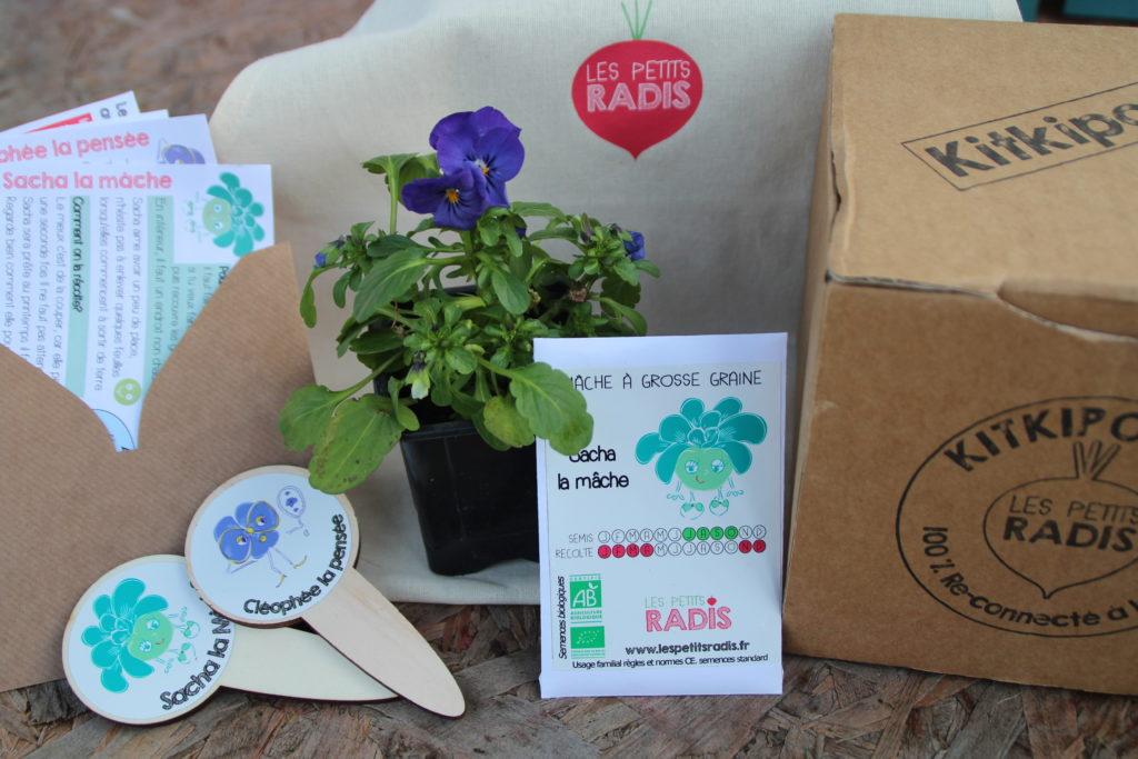 Mom Mag : découvrez le kitkipouss des petits radis
