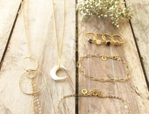 Les bijoux Stella Mai pour la fête des mères : Mom Mag