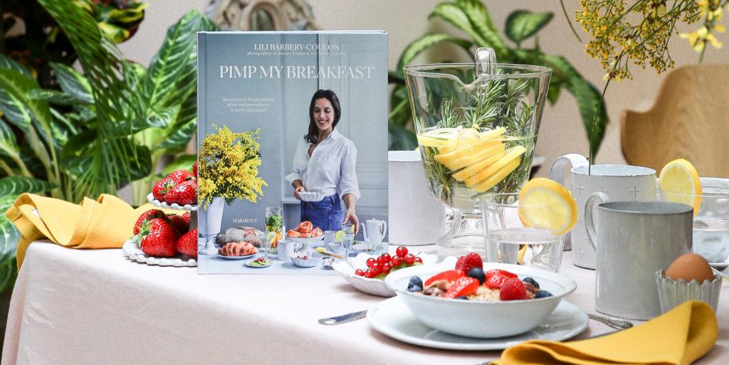 Mom Mag : Livre Pimp My Breakfast de Lili