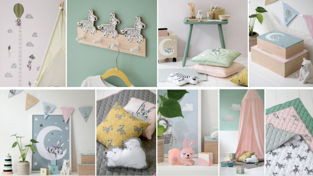 Mom Mag : collection enfants Sostrene Grene