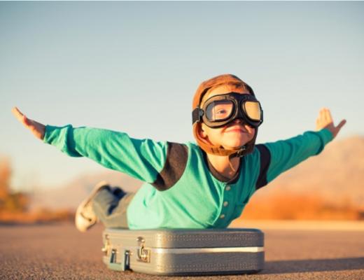 Kits créatifs voyage enfants